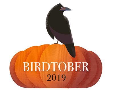 #birdtober2019