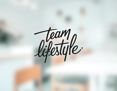 Team Lifestyle, identité pour garder la forme