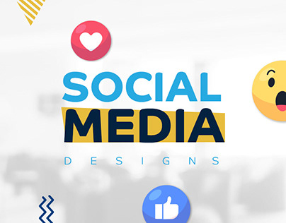 Social Media - BLUE BRAND