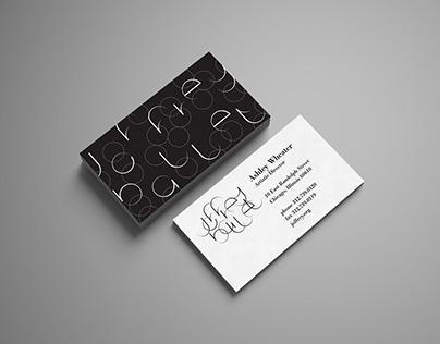 Identity System Design | Joffrey Ballet