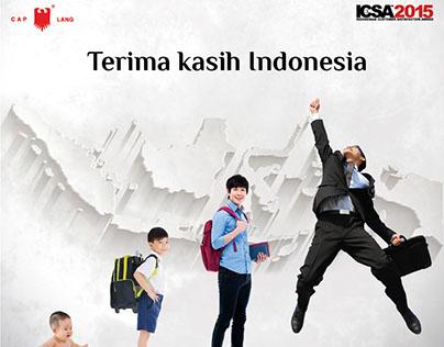 ICSA 2015 Award