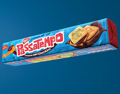 Passatempo Nestle