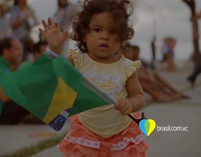 Brasil.com.vc   Conceito, Design, UX e Estratégia