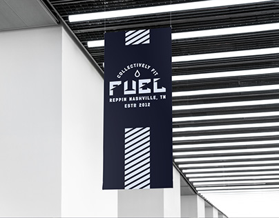 Fuel Fitness Team Branding