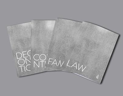 Publication Design - Memefest