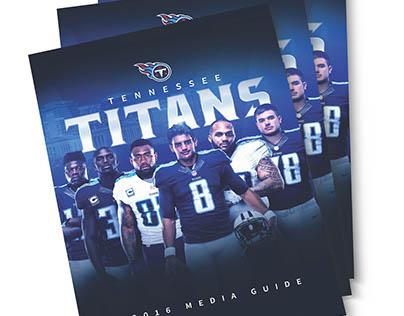 Tennessee Titans 2016 Media Guide