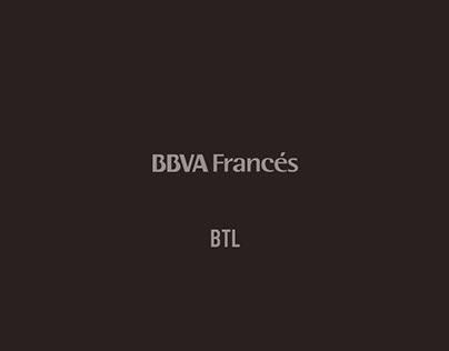 BTL BBVA Banco Francés