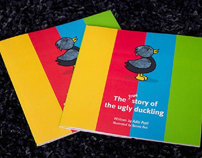 Book illustration: Ugly duckling
