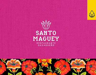Santo Maguey / Restaurante Oaxaqueño