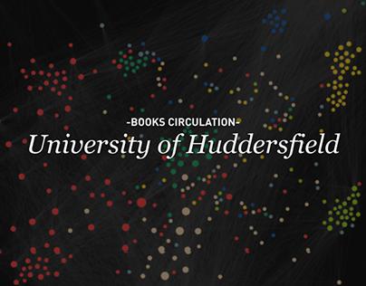 Huddersfield Books Circulation