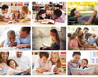 Projecto livre - Importância da leitura na infância