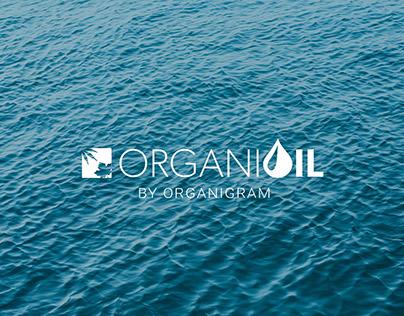 Organioil Package Design