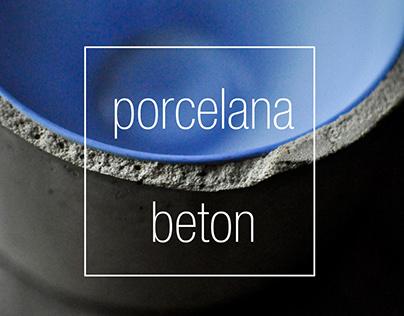 porcelana/beton