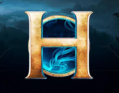 Logo for Discord Server (Wild Rift: House)
