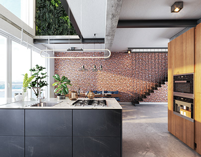 Brick House Design