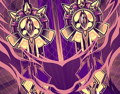 Two of Swords - Artist' Oracle