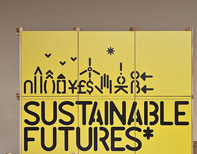 Design Museum – Sustainable Futures* Exhibition