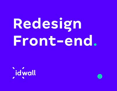 idwall - Redesign