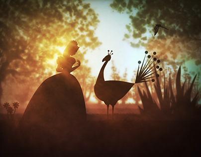 La Princesa Encantada - Shortfilm