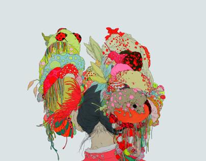 Works by Zhou Fan 周范