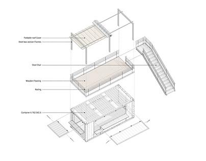 URBAN ATTRACTOR_Town planning studio_MSc Architecture