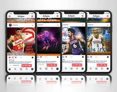 2016-2017 NBA Countdown