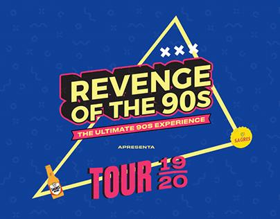 Revenge of the 90s_tour