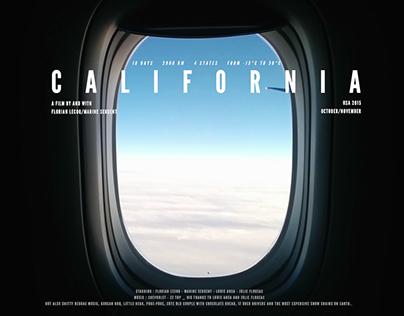 California Road Trip - Fall 2015