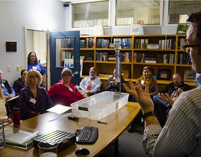 NOAA Teacher at Sea Alumni Workshop