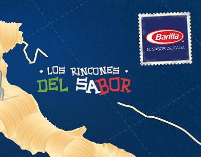 BARILLA \ Los Rincones Del Sabor
