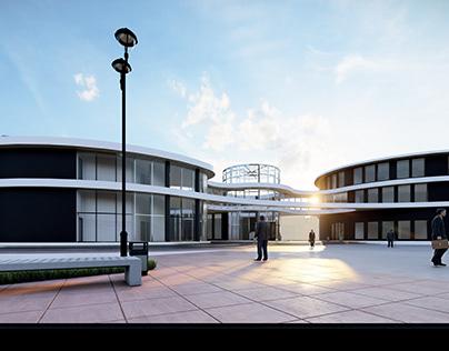 Gebze Belediye Binası