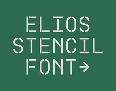 Elios Typeface