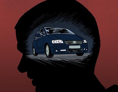 The Accident | Comics