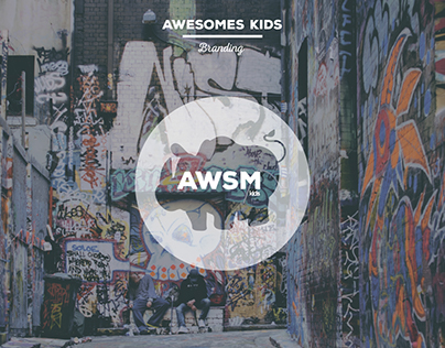 BRANDING | Awesomes Kids