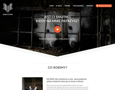 Non-profit animal protection organization