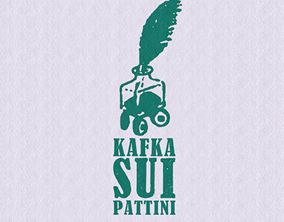 Kafka Sui Pattini / Logo 2014