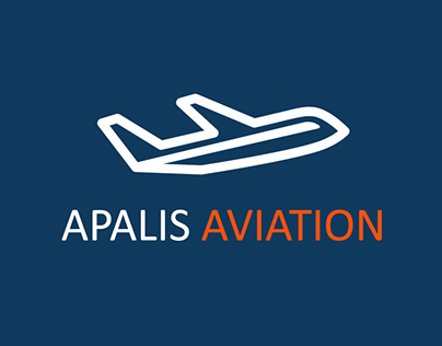 "Concept Logo and Template ""Apalis Aviation"""