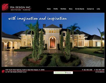 Architecture Firm Website