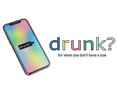 Drunk? app - 3599qca