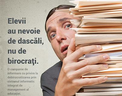 Anti-bureaucracy in Education Campaign KV