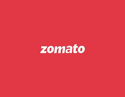 Promotional Advertising - Zomato