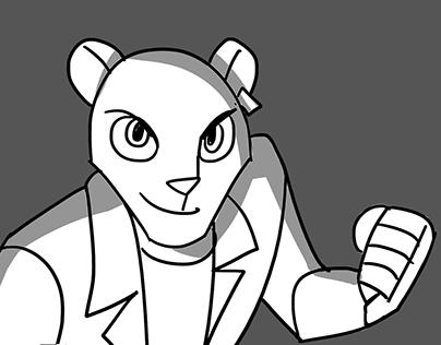 Big Cat Bandits - Animatic