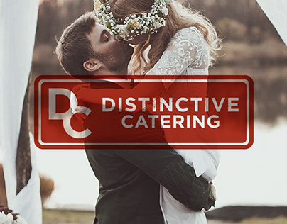Distinctive Catering - Identity and Rebrand Campaign
