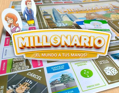 Millonario - Board game