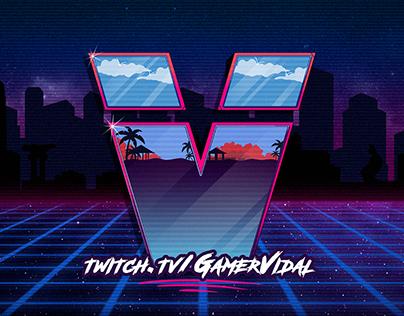 Stream Pack Streamer Twitch - GamerVidal