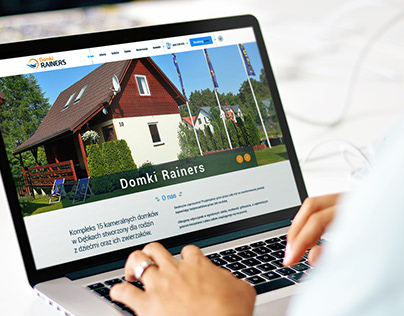 Domki letniskowe / onepage