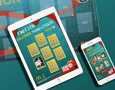 McDonald's   Interactive Mobile Ads