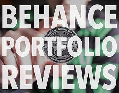 Behance Portfolio Reviews // Buenos Aires