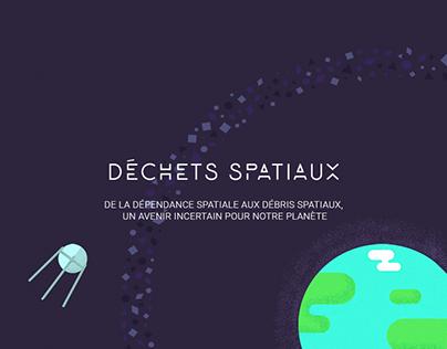 Déchets Spatiaux