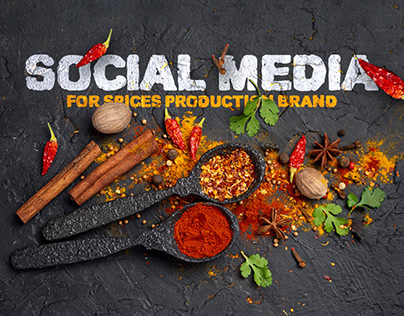 Social Media   Indian Spices Brand